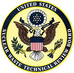 U.S. Nuclear Waste Technical Review Board Logo
